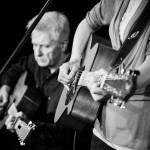 Heinz Rebellius beim Release-Konzert zu Tiefseetaucher